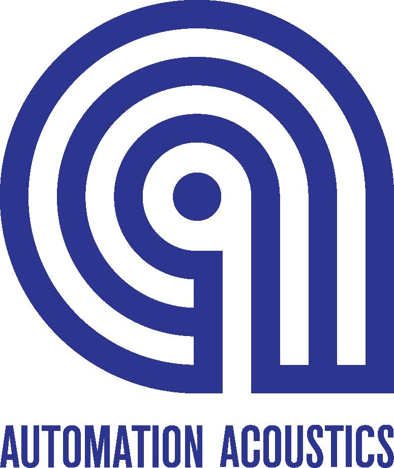 2018 010 Automation Acoustics Logo Text Below