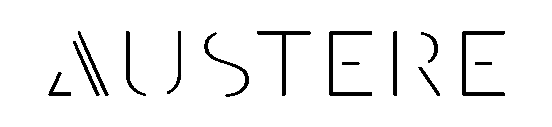 Austere Final wordmark