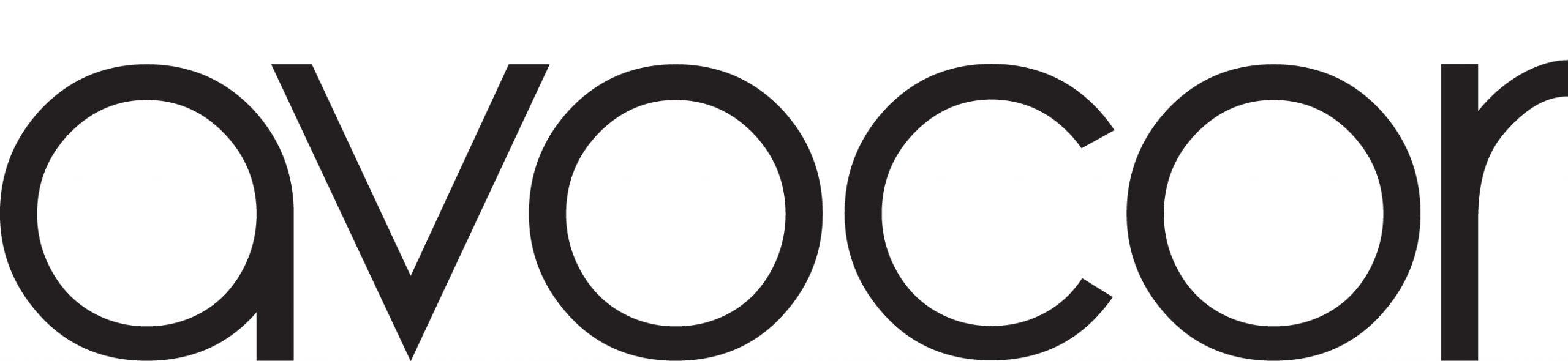 Avocor  logo black scaled