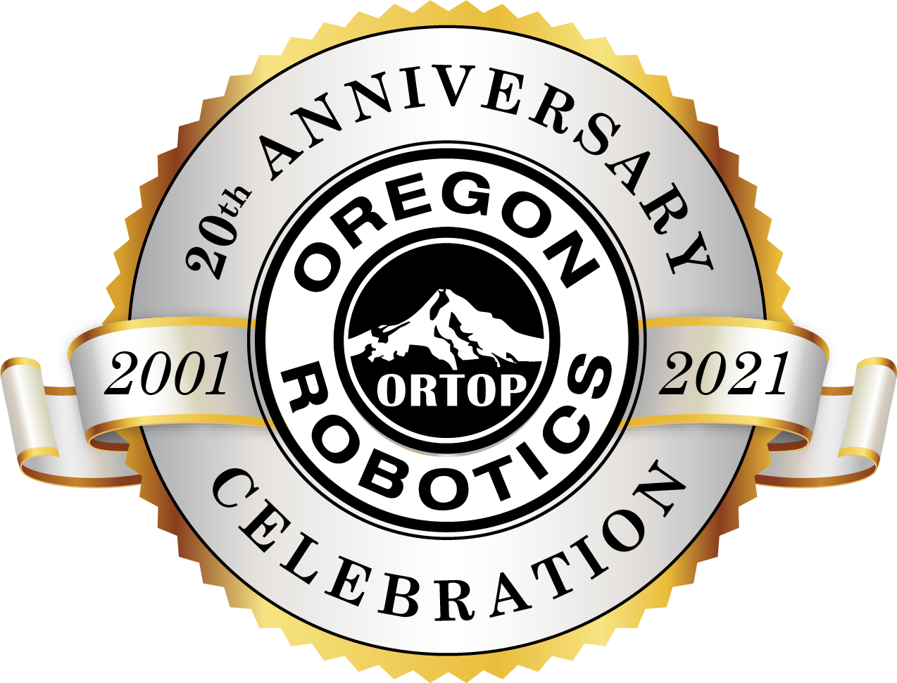 Copy of ORTOP LOGO 20th anniversary without tag line