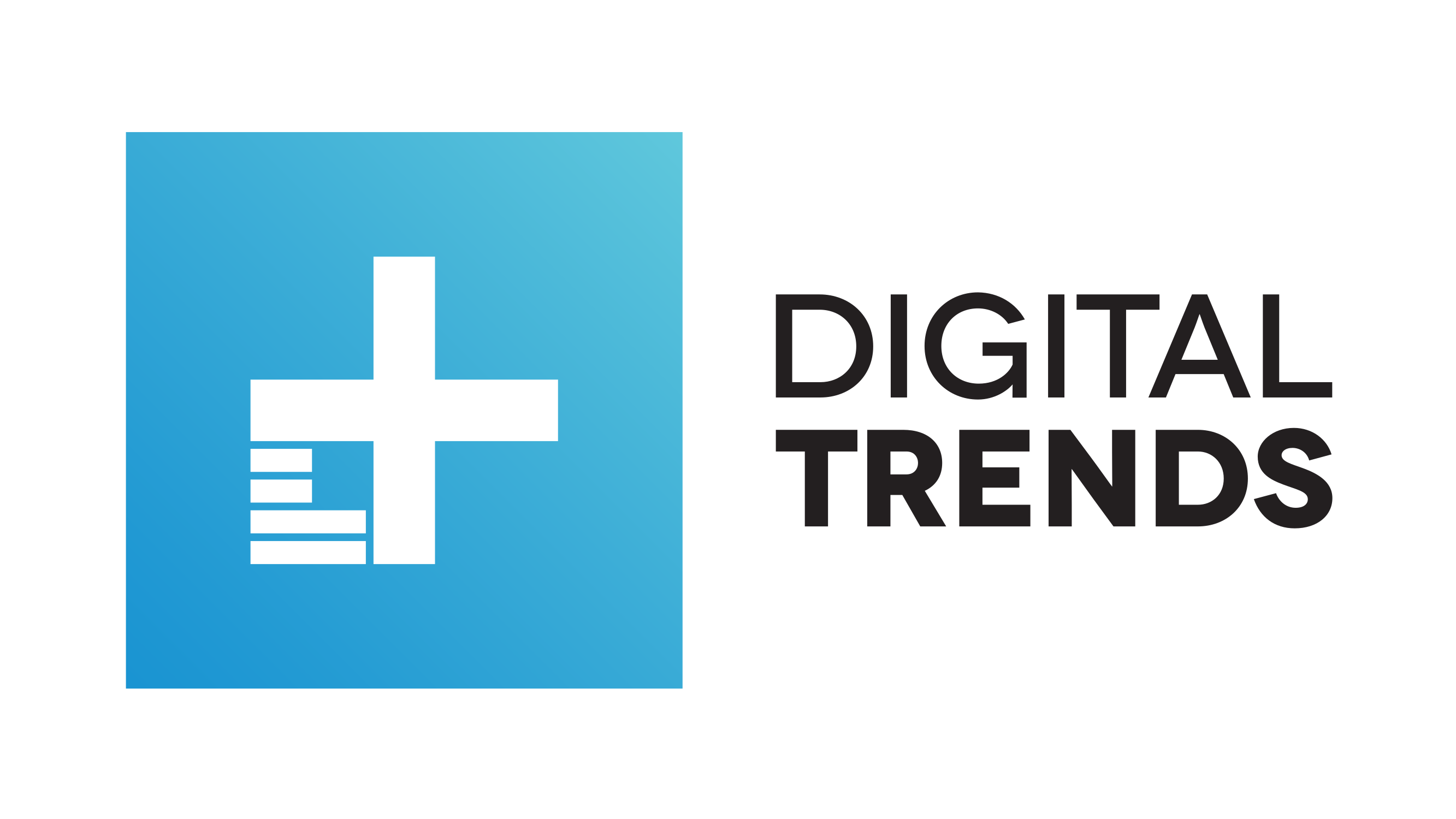 Digital Trends logo horizontal
