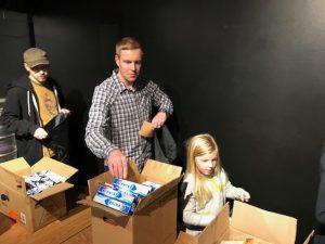 Impact Kits Skip and daughter