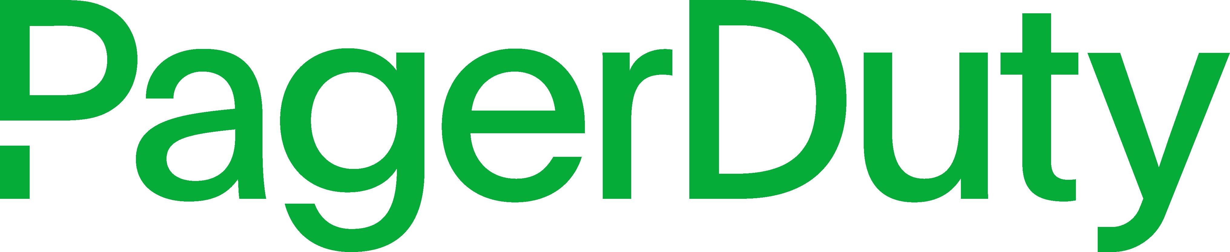 PagerDuty GreenRGB 3x