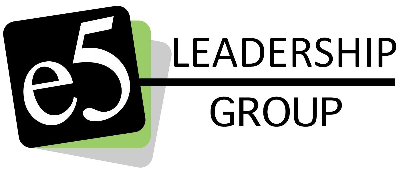 e5 leadership group logo