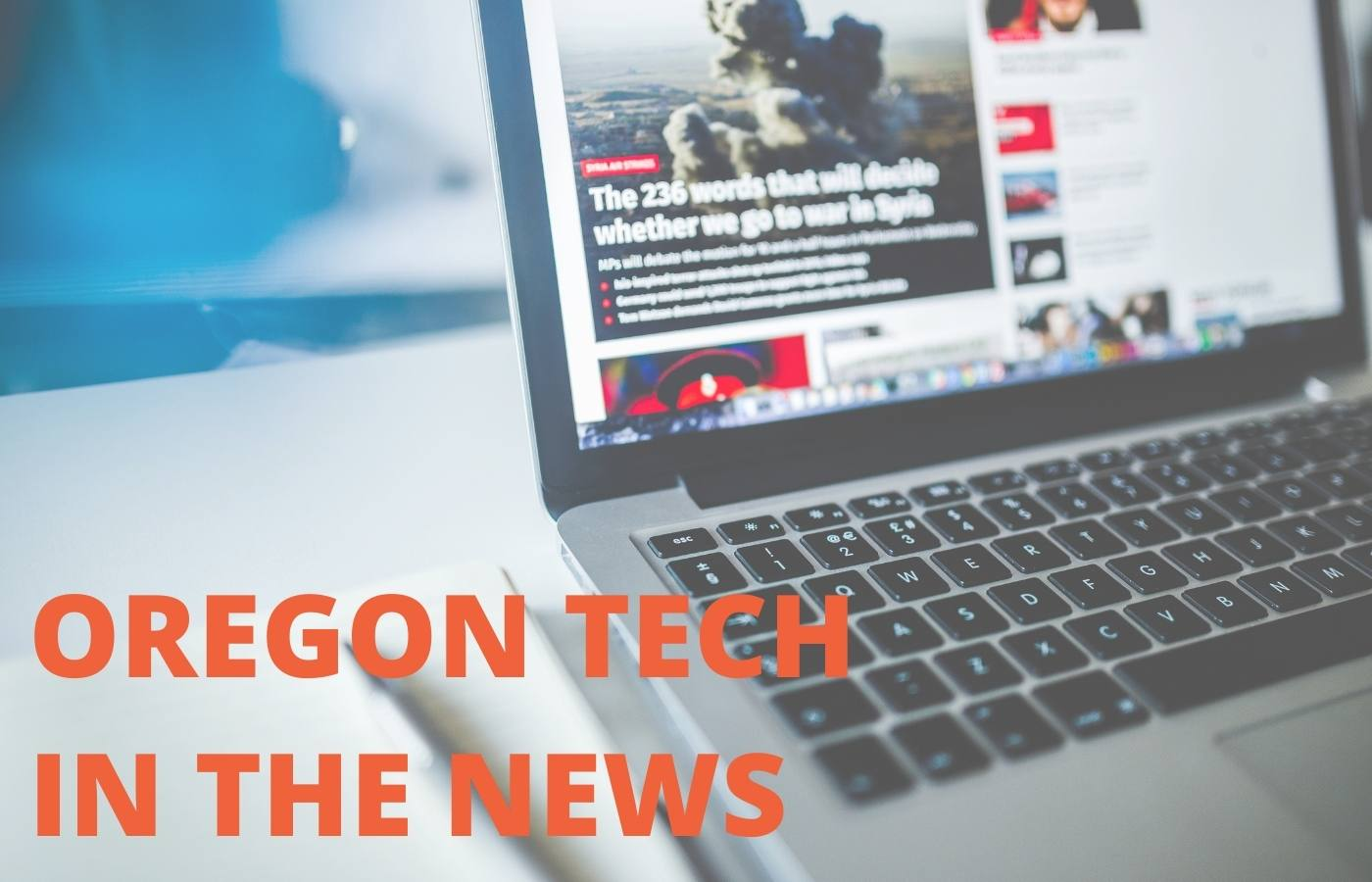 Oregon Technology in the News