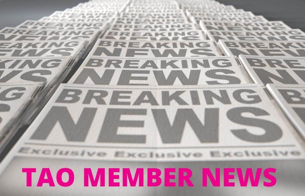 TAO Member News