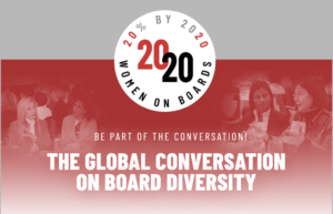 Women on Boards Event