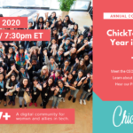 ChickTech Year in Review