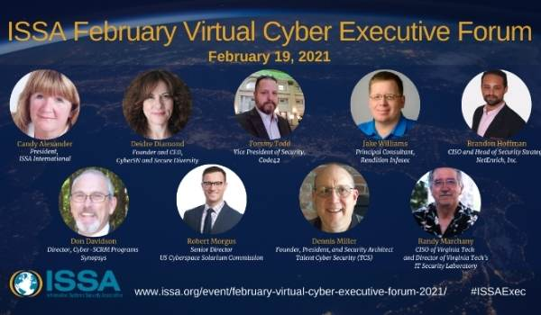 ISSA Cyber Executive Forum
