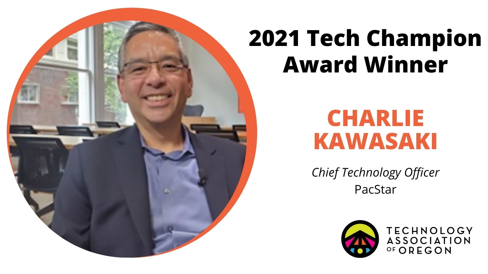 Charlie Kawasaki Tech Champion