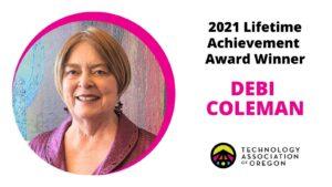 Debi Coleman Lifetime Achievement