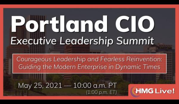 Portland CIO Summit 1