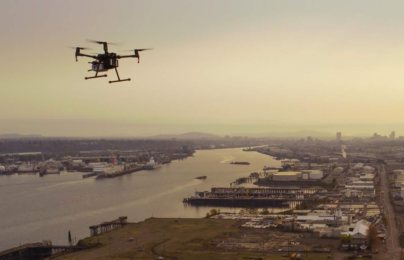 Skyward Drone
