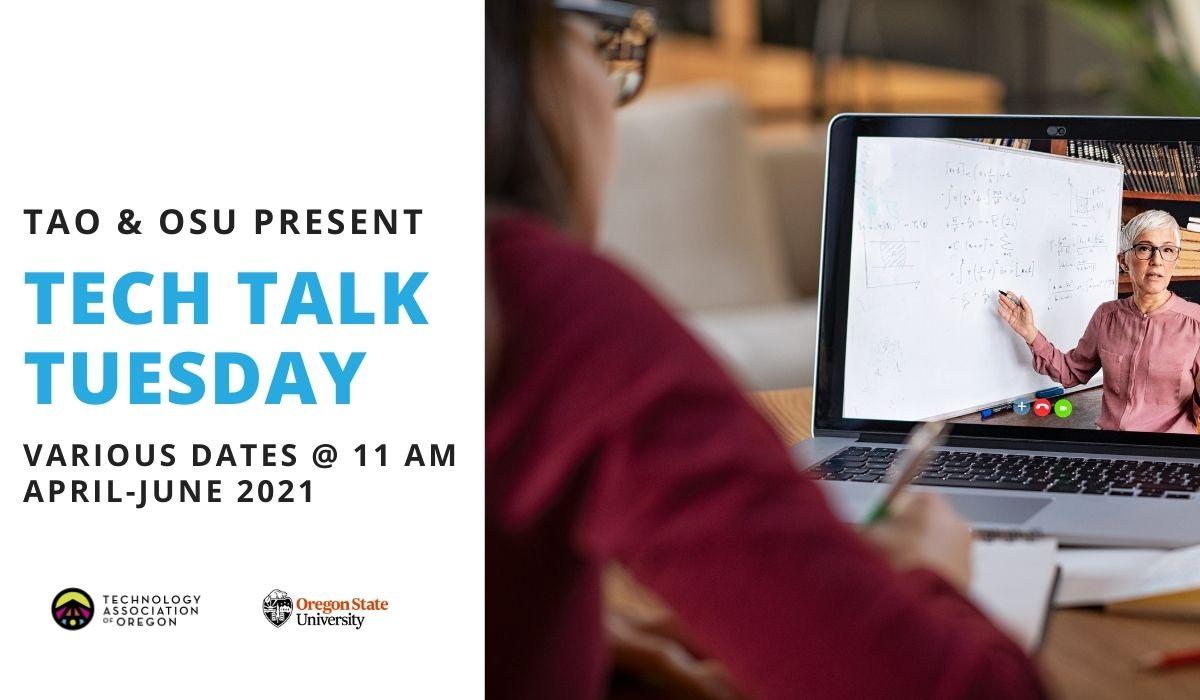 Tech Talk Tuesday